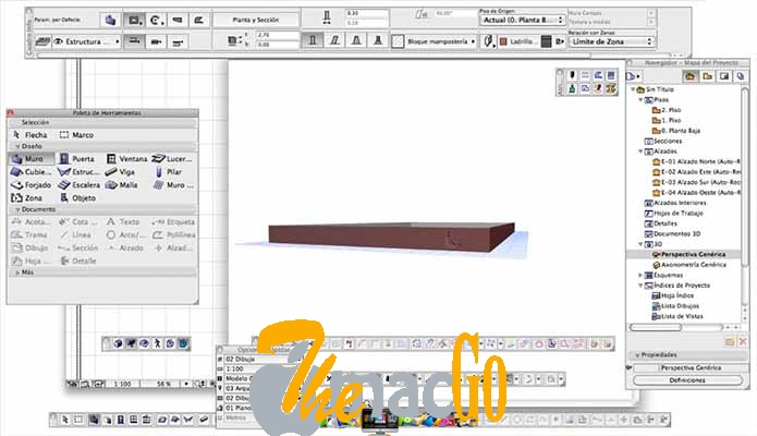 Graphisoft ArchiCAD 22 for mac free download themacgo