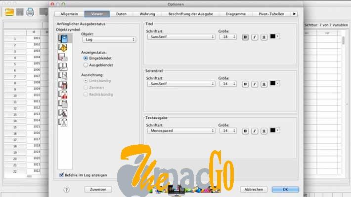 IBM SPSS Statistics 26 IF006 mac dmg full version themacgo