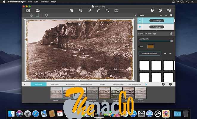 JixiPix Chromatic Edges 1 for mac free download themacgo