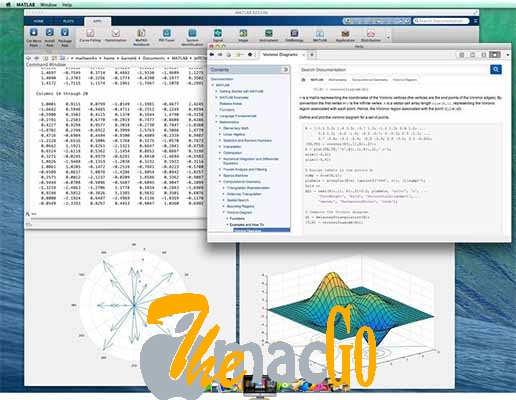 MathWorks MATLAB R2019a v9 for mac free download themacgo