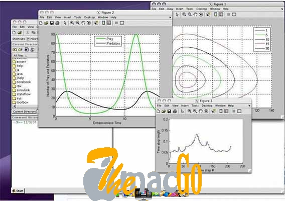 MathWorks MATLAB R2019a v9 mac dmg full version themacgo