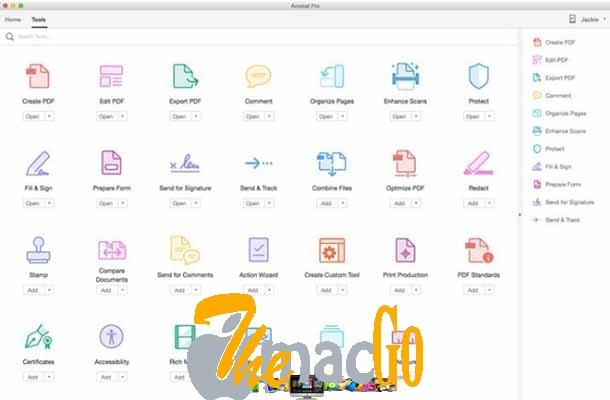 Adobe Acrobat Pro DC 2019 for mac free download themacgo