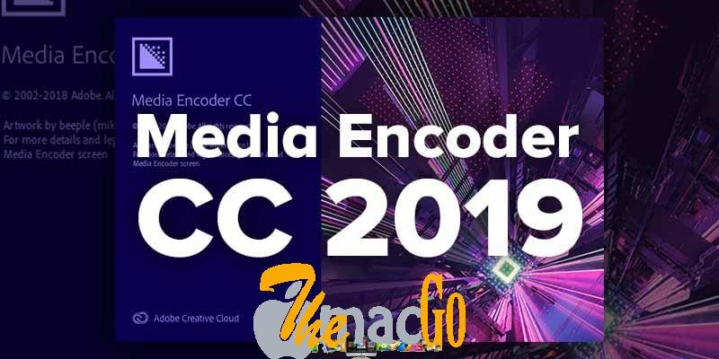 Adobe Media Encoder CC 2019 dmg for mac themacgo