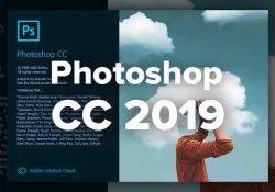 Adobe Photoshop CC 2019 dmg for mac themacgo