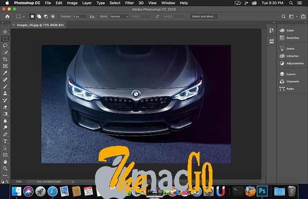 Adobe Photoshop CC 2019 mac dmg full version themacgo
