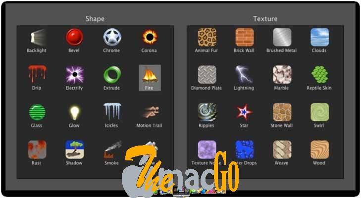 Alien Skin Eye Candy 7 for mac free download themacgo