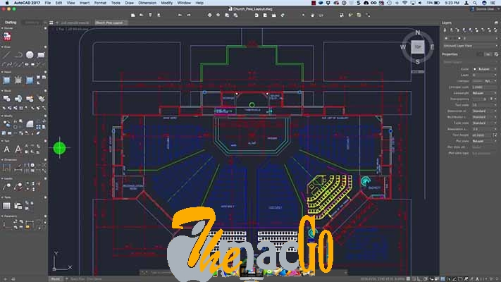 Autodesk AutoCAD 2018 for mac free download themacgo