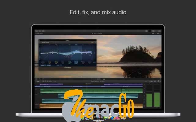 Final Cut Pro10-4-7 Multilingual mac dmg full version themacgo