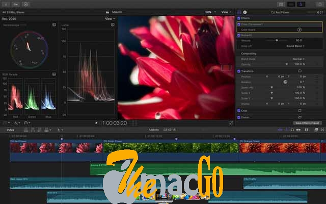 Final Cut Pro10-Multilingual free download themacgo