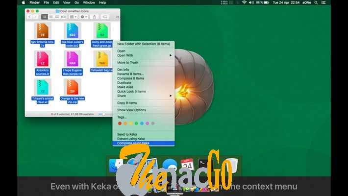 Keka 1 for mac free download themacgo