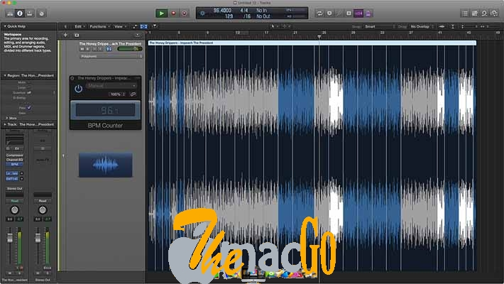 Logic Pro X 10-4-7 for mac free download themacgo