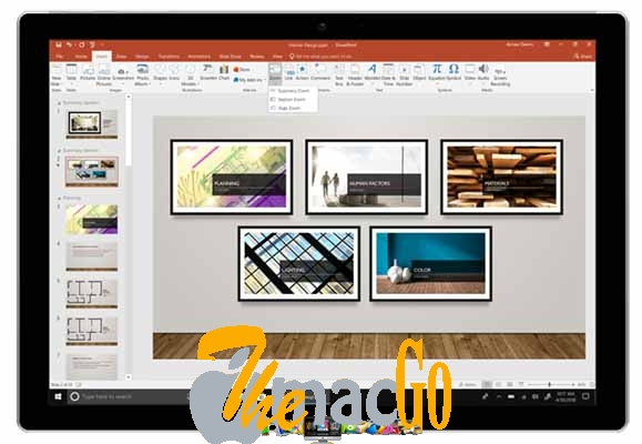Microsoft Powerpoint 2019 VL 16 for mac free download themacgo