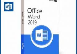 Microsoft Word 2019 VL 16 dmg for mac themacgo