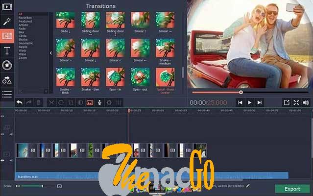 Movavi Video Editor Business 15 mac dmg full version themacgo