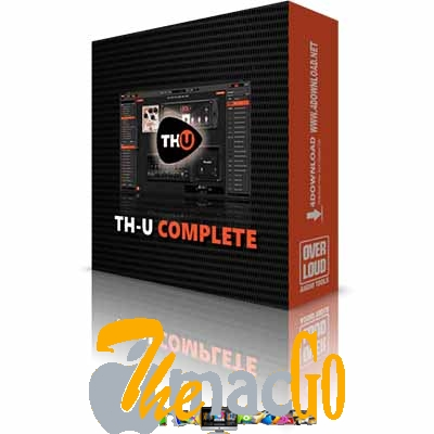 Overloud TH-U Complete v1 dmg for mac themacgo