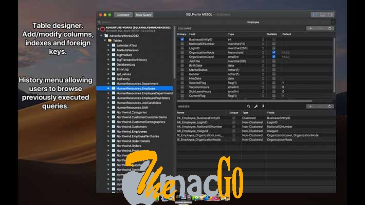 SQLPro Studio 2019 for mac free download themacgo