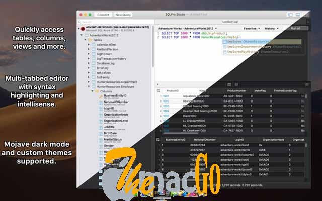 SQLPro Studio 2019 mac dmg full version themacgo