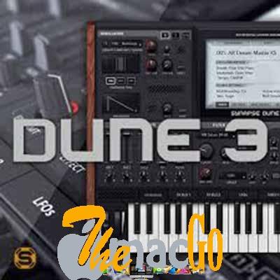 Synapse Audio DUNE v3-2 dmg for mac themacgo