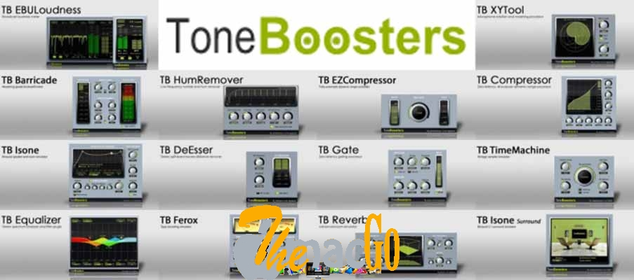 ToneBoosters Plugin Bundle 1-3 for mac free download themacgo