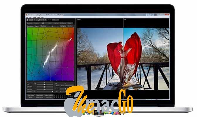 3D LUT Creator 1_3 mac dmg full version themacgo