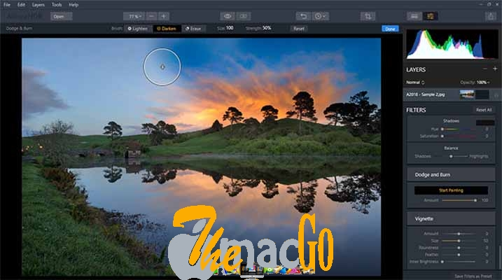 Aurora HDR 2018 for mac free download themacgo