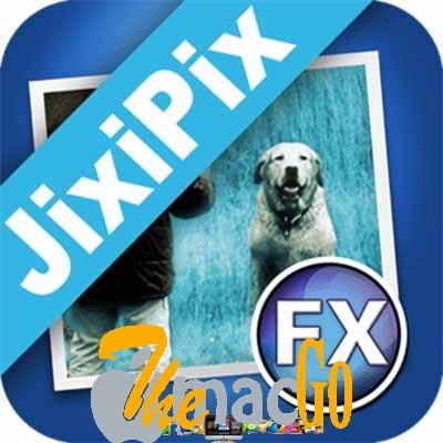JixiPix Premium Pack 1 dmg for mac themacgo