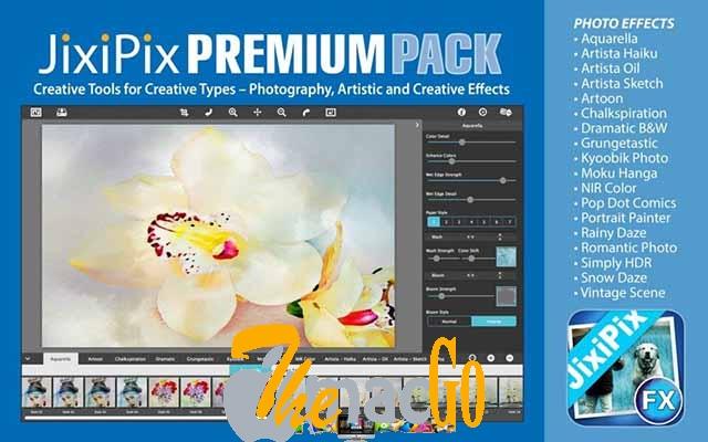 JixiPix Premium Pack 1 for mac free download themacgo