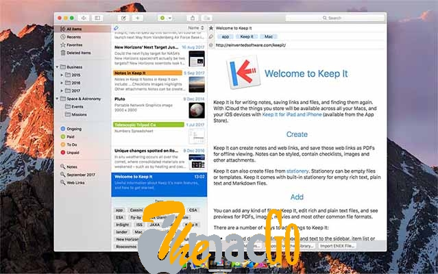 Keep It 1_7 for mac free download themacgo