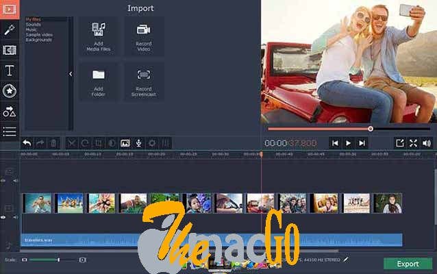 Movavi Screen Recorder 11 for mac free download themacgo