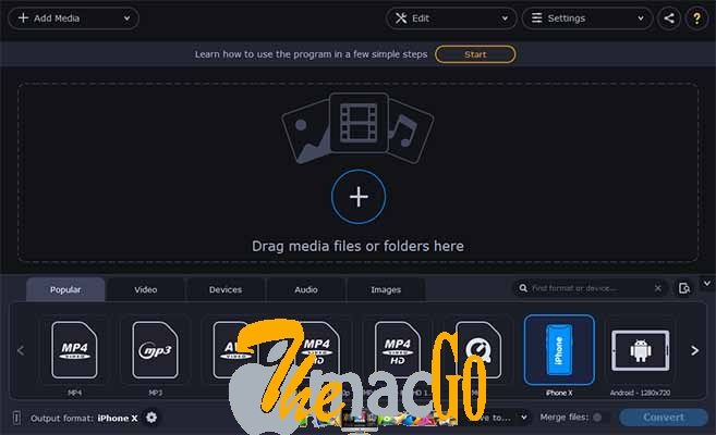 Movavi Video Converter Premium 20 mac dmg full version themacgo