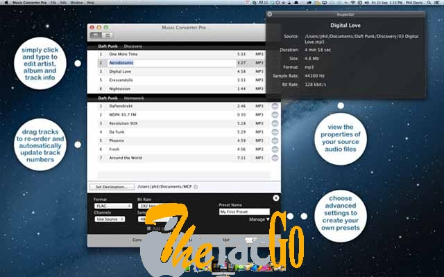 Music Converter Pro 1_5 for mac free download themacgo