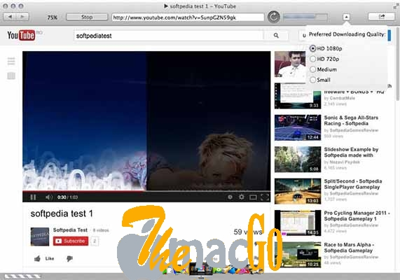iTubeDownloader 6_4 for mac free download themacgo
