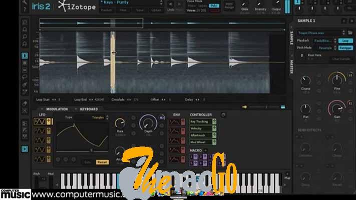 iZotope Iris 2 v2 mac dmg full version themacgo