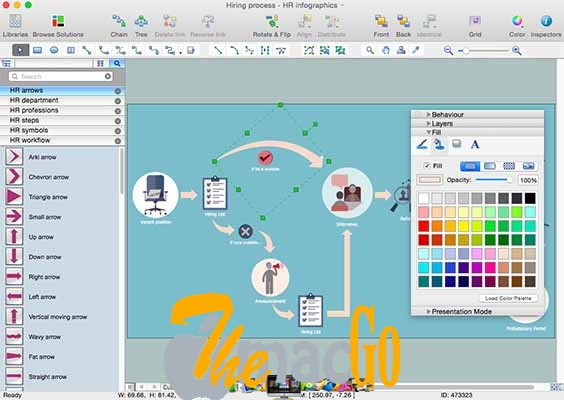 ConceptDraw Office 6 for mac free download themacgo