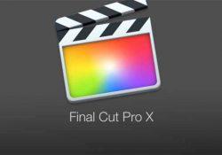 Final Cut Pro X 10_4_8 dmg for mac themacgo