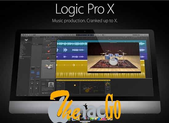 logic pro x download free mac