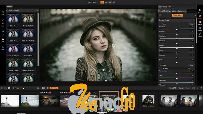 ON1 Photo RAW 2018 for mac free download themacgo
