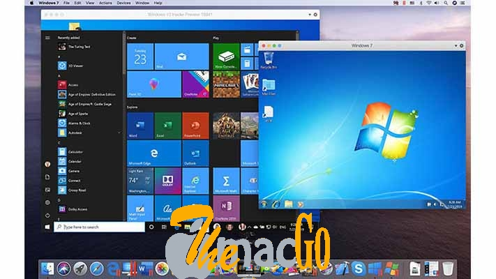 Parallels Desktop Business Edition 15 for mac free download themacgo