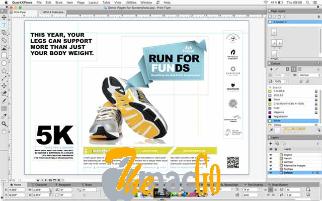 QuarkXPress 2019 mac dmg full version themacgo