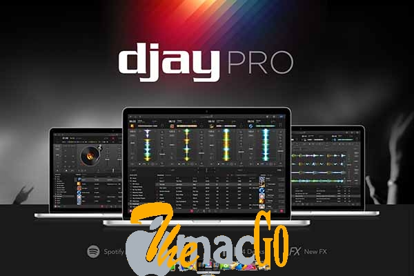djay Pro 2 dmg for mac themacgo