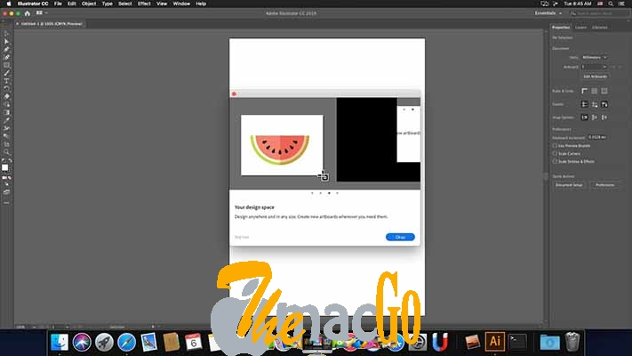 Adobe Illustrator 2020 for mac free download themacgo