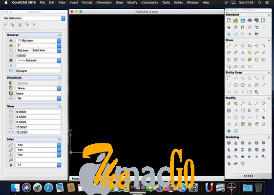 CorelCAD 2020_0 for mac free download themacgo