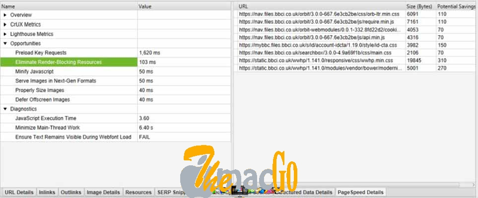 Screaming Frog SEO Spider 12 for mac free download themacgo