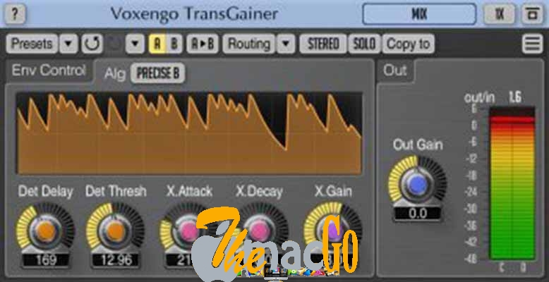 Voxengo TransGainer v1_9 mac dmg full version themacgo