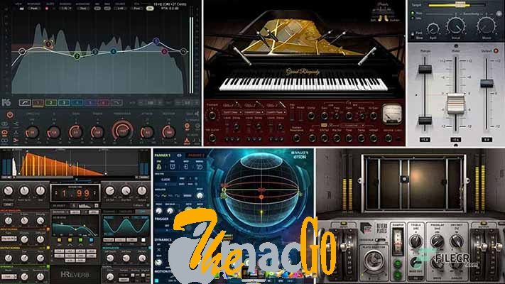 Waves 11 Complete v16 for mac free download themacgo