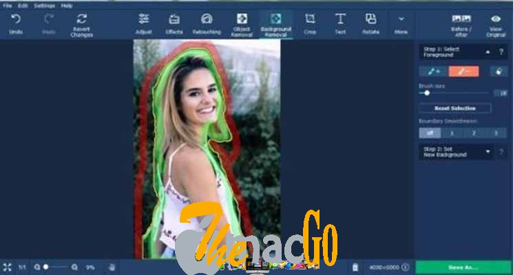 Movavi Photo Editor 6 for mac free download themacgo