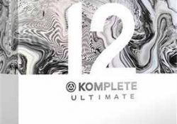 Native Instruments Komplete 12 Ultimate Collector's Edition dmg for mac themacgo