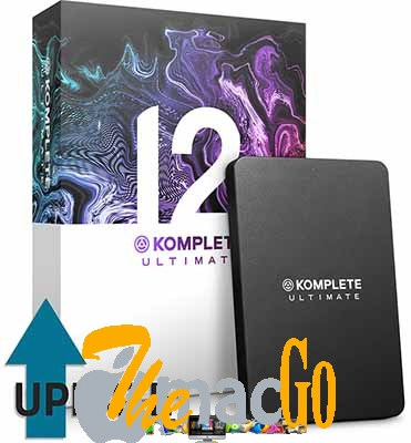 Native Instruments Komplete 12 Ultimate Collector's Edition mac dmg full version themacgo