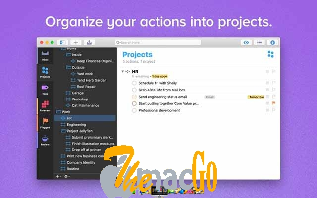 OmniFocus Pro 3-5-1 for mac free download themacgo