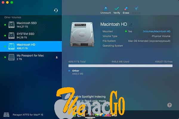 Paragon NTFS 15-5 for mac free download themacgo